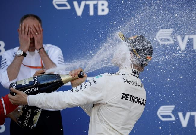 5 things we learned from the Russian Grand Prix