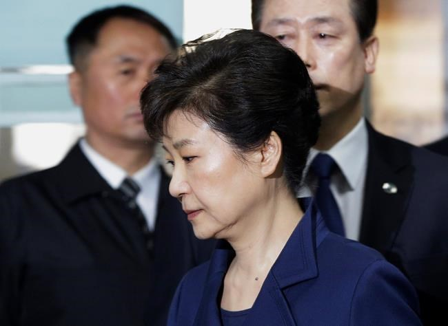 Former President of South Korea Indicted, to Face Trial