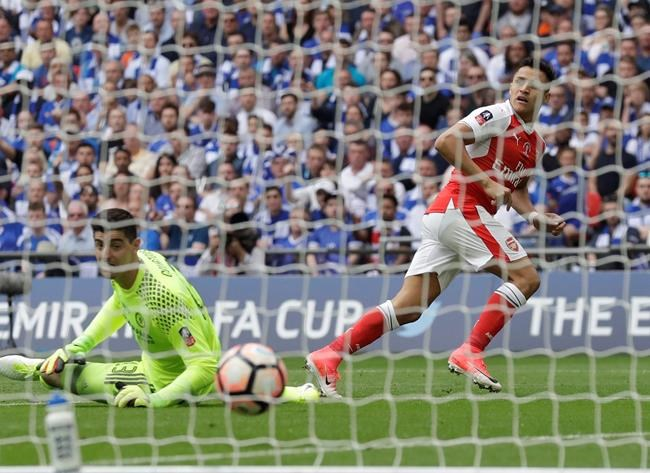 Arsenal Upsets Chelsea 2-1 to Win Record 13th FA Cup