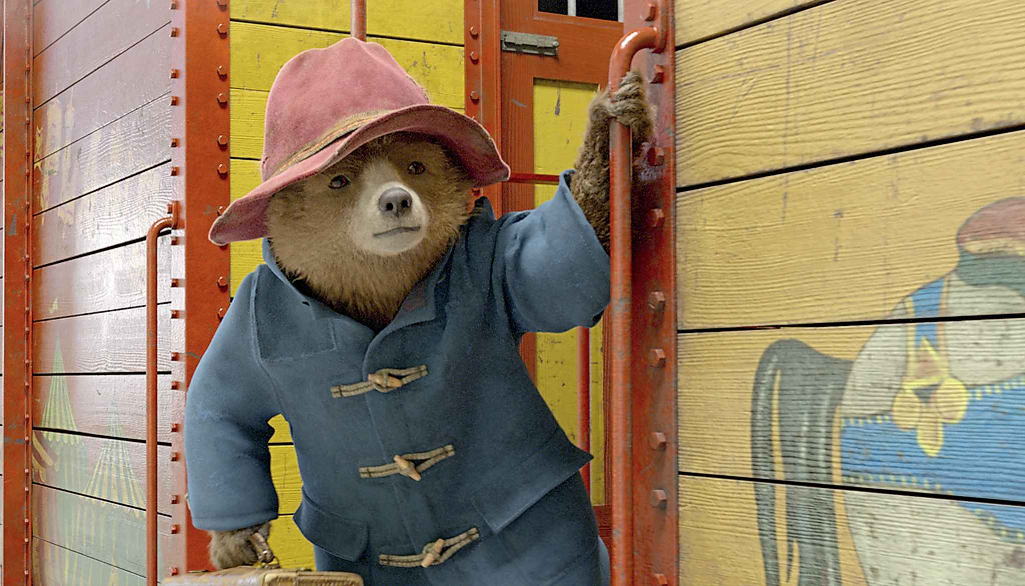 And finally, there's Paddington himself, prone to mild catastrophes but hugely well-intentioned and eternally optimistic. (Warner Bros. Pictures via AP)