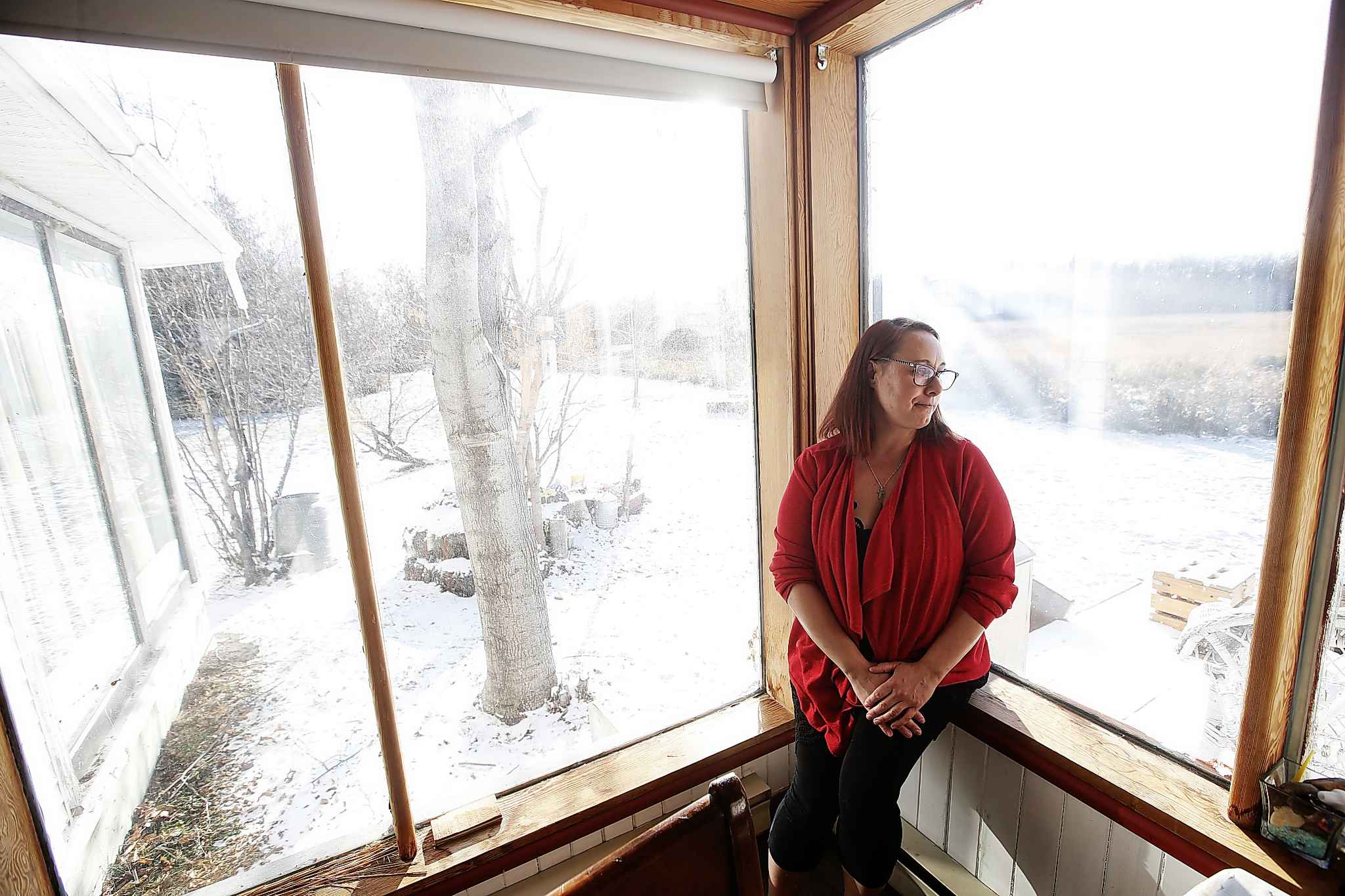 Denise Pochinko has heard about a few different suspects and connected with a private investigator, but hasn't come across a significant lead. (John Woods / The Canadian Press)