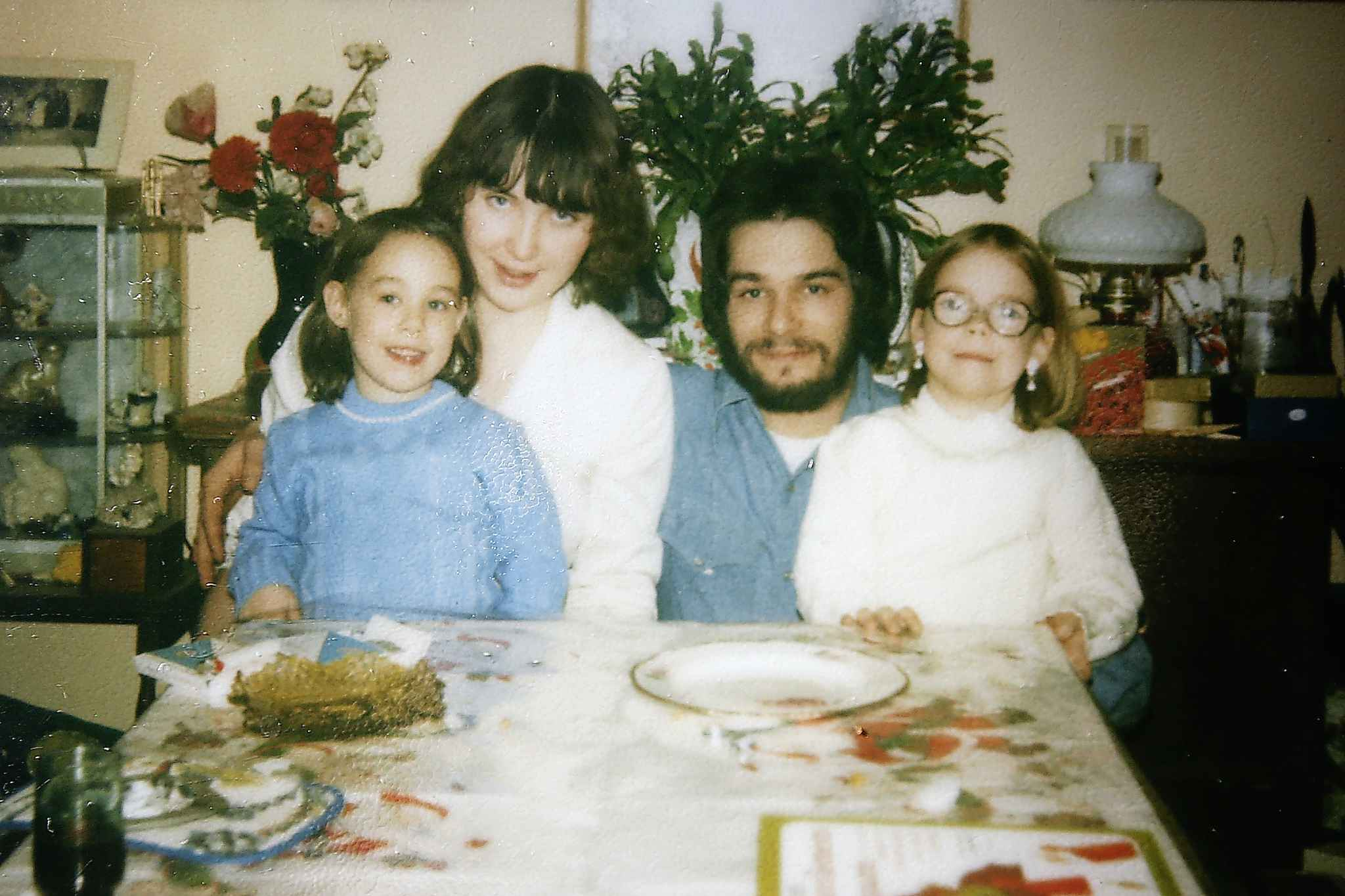 Denise (from left), Jackaleen, Craig and Jody Dyck in a photo from around 1980, the same year Jackaleen was murdered.  Two years after the killing, Jody died in an accident. (John Woods / The Canadian Press)