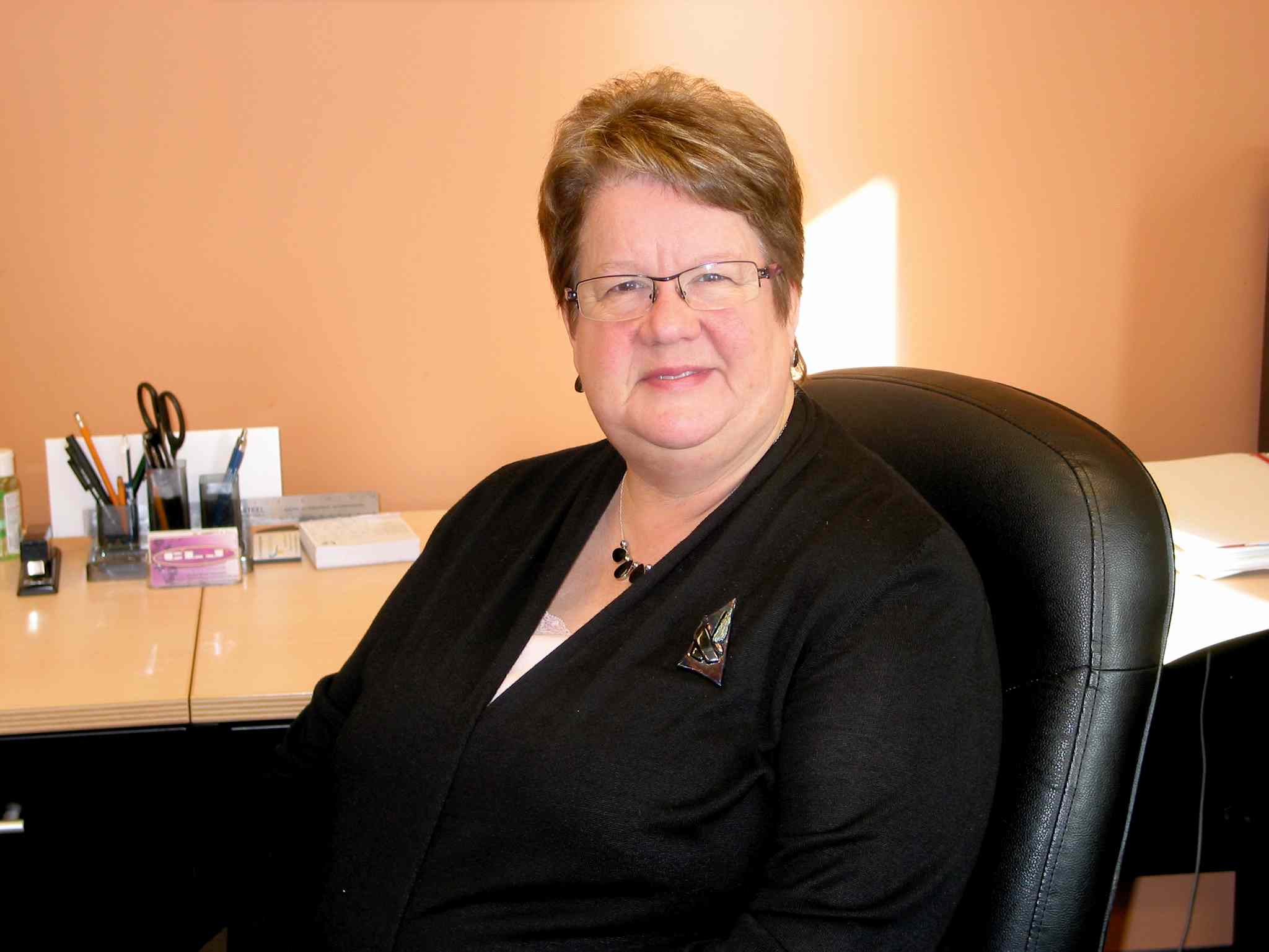 Gail Coady is beginning her new job as the RM of Headingley's facility manager.