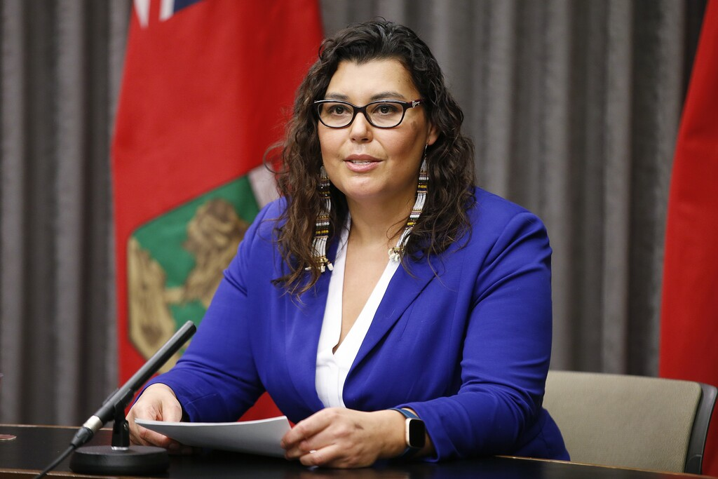 Dr. Marcia Anderson, First Nations Pandemic Response Co-ordination Team lead. (John Woods / The Canadian Press files)