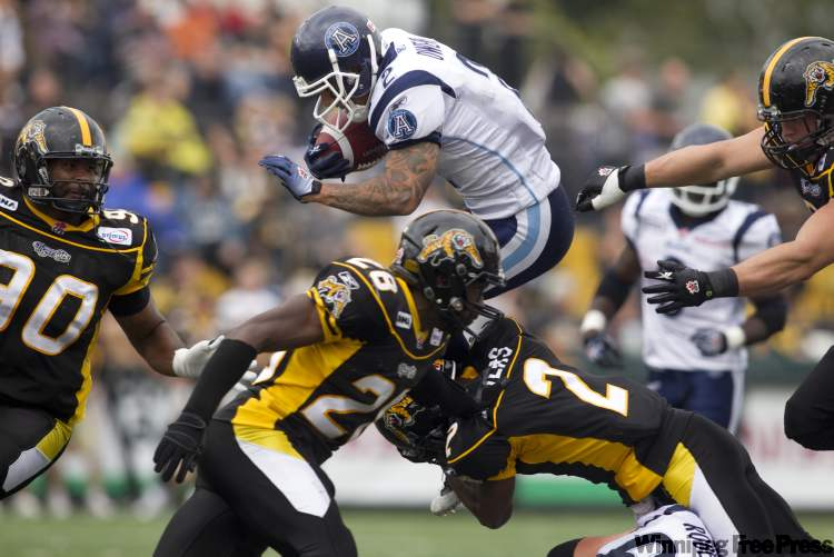 The Argos want to go up and over the Tiger-Cats on Sunday in Hamilton to set up an East Division final with the Alouettes.