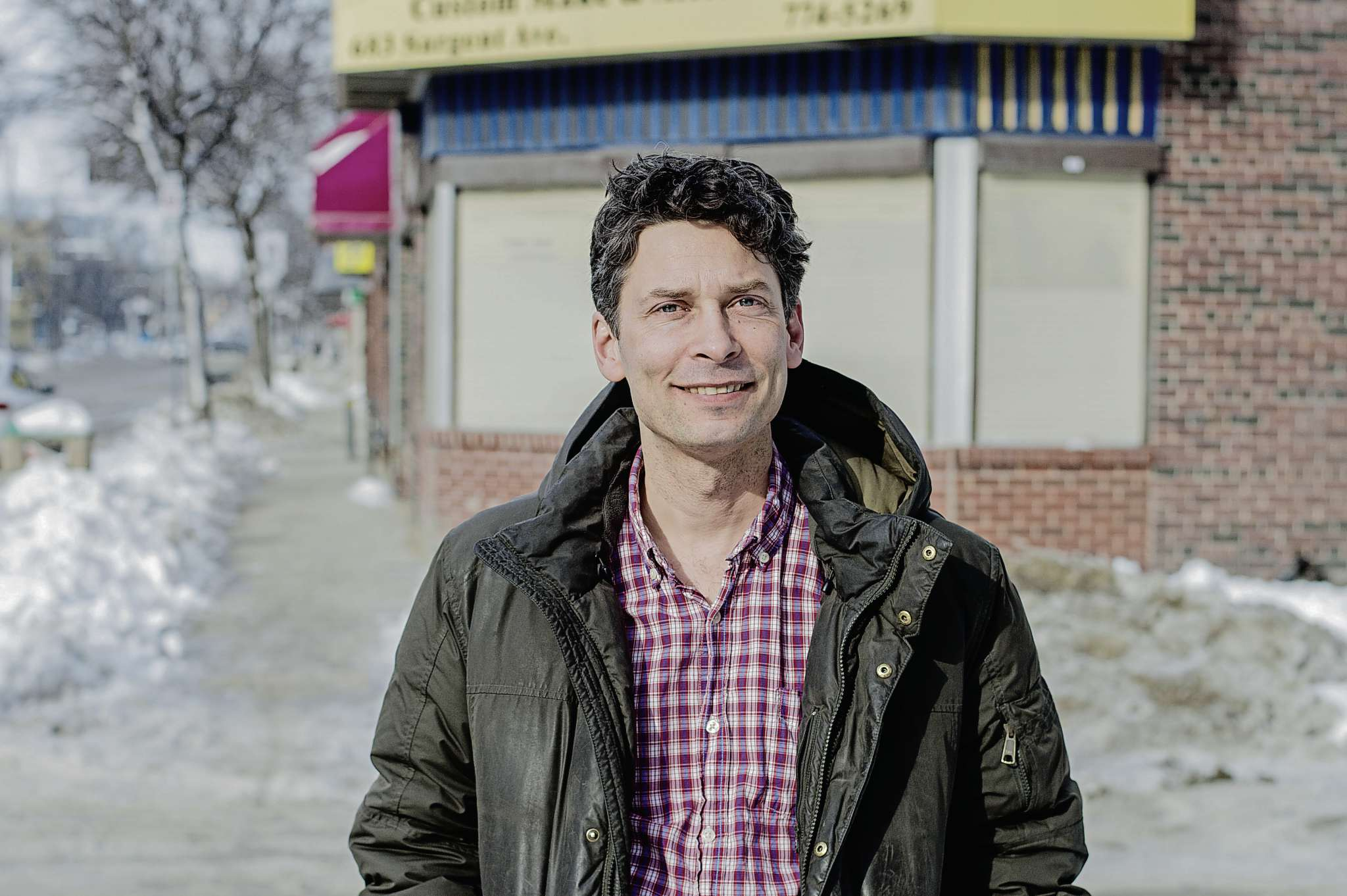 Josh Brandon, community animator at the Social Planning Council and chair of Make Poverty History Manitoba, has announced his intention to run for city councillor in Daniel McIntyre.
