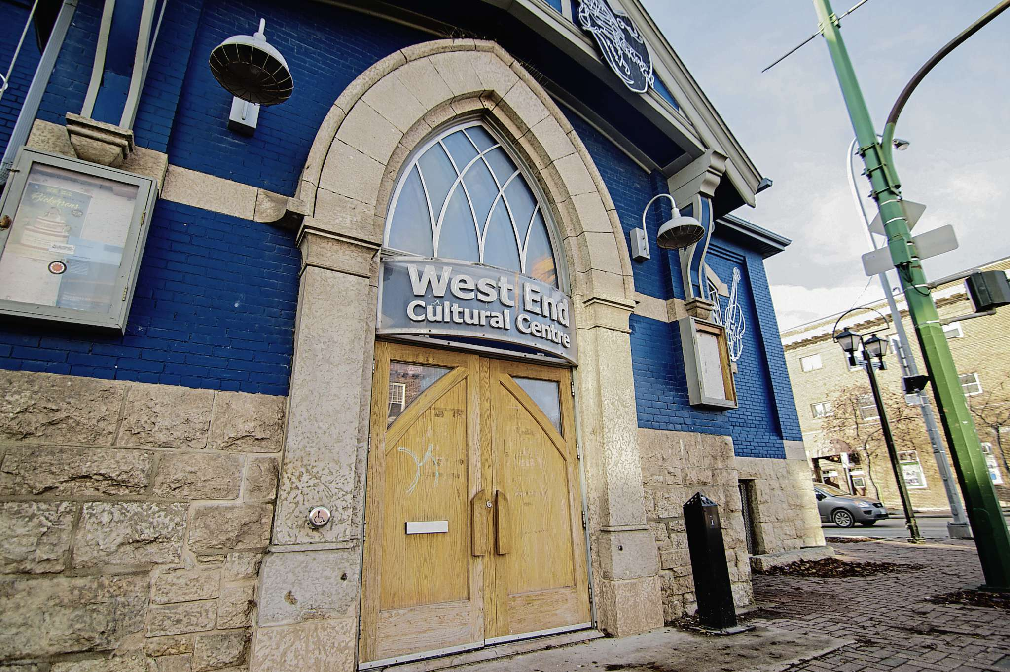 The West End Cultural Centre was recently awarded for community excellence at the Western Canada Music Awards.