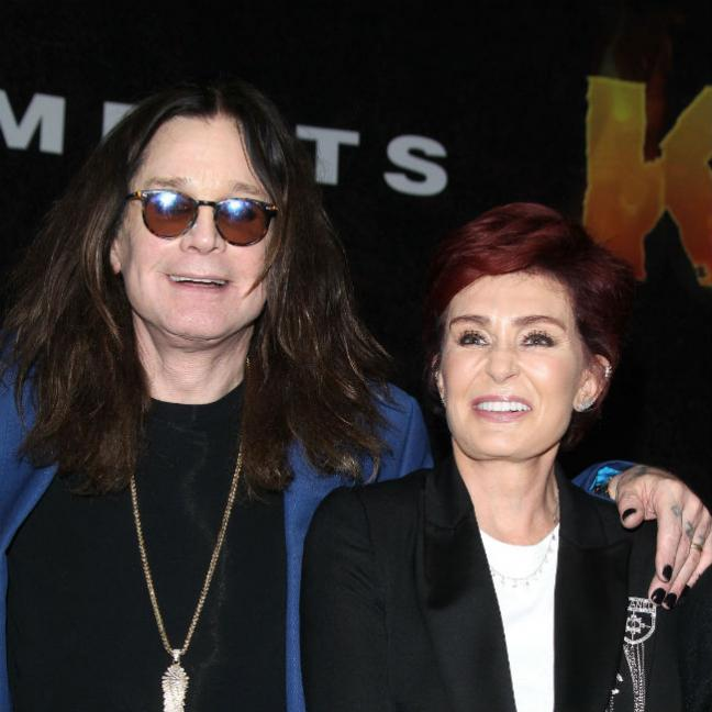 Ozzy cheated with 5 women in 5 countries: Sharon