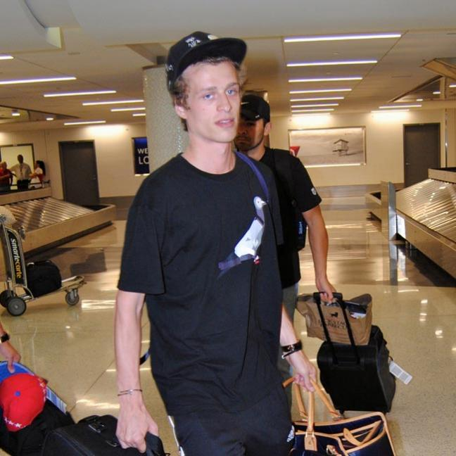 Conrad Hilton Arrested, Accused Of Stealing Bentley