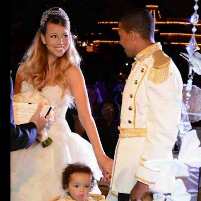 Mariah Carey, Nick Cannon and their twins