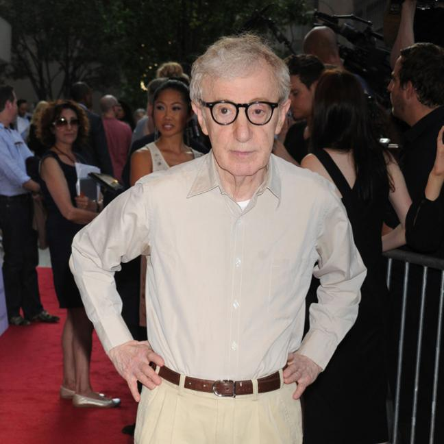 Woody Allen's Amazon series is just odd