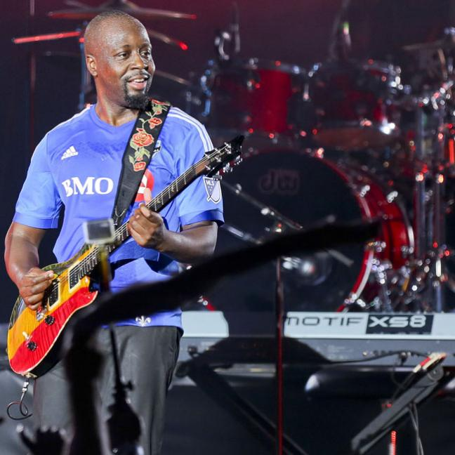 Wyclef Jean detained by LA police: 'Another case of mistaken identity'