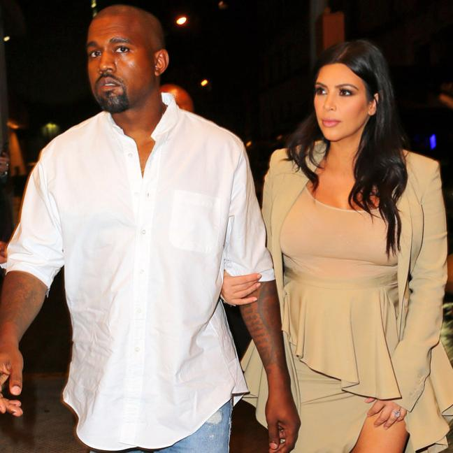 Kim Kardashian, Kanye West played a giant piano for their first date