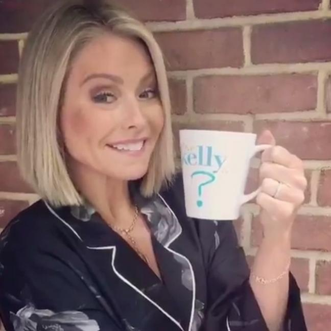 Kelly Ripa's new 'Live' co-host is Ryan Seacrest