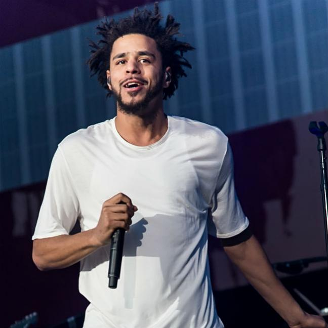 J. Cole is married