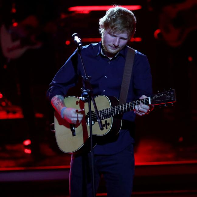 Ed Sheeran invites terminally ill child backstage