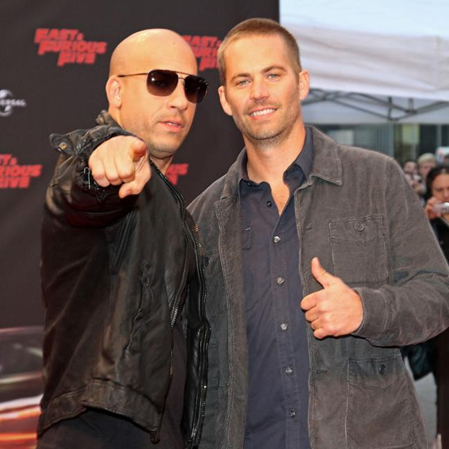 Vin Diesel says Paul Walker had influence on him becoming a dad