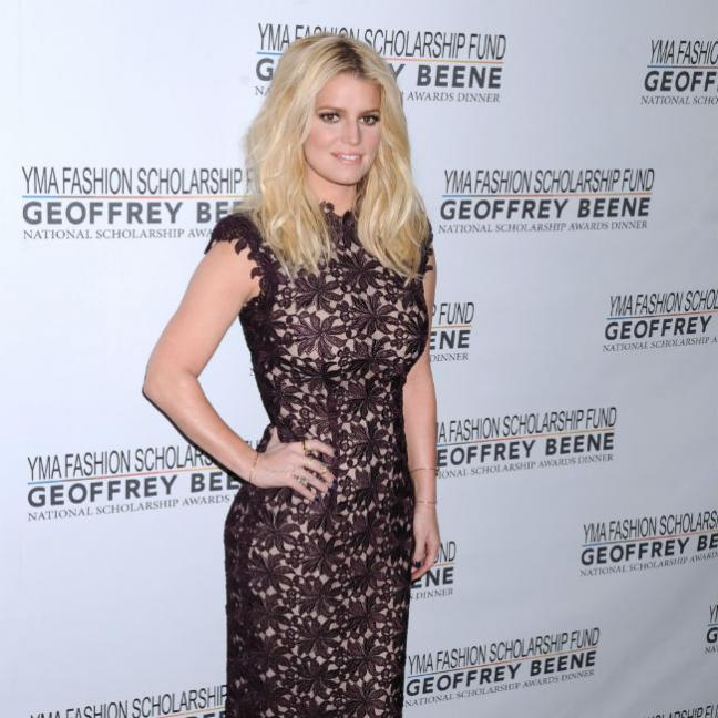 Why Jessica Simpson Almost Had A Breast Reduction