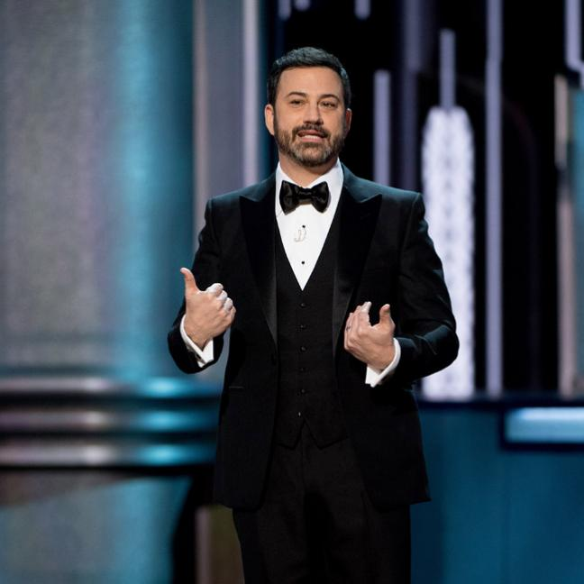 Jimmy Kimmel's extremely fake apology is for all the haters out there