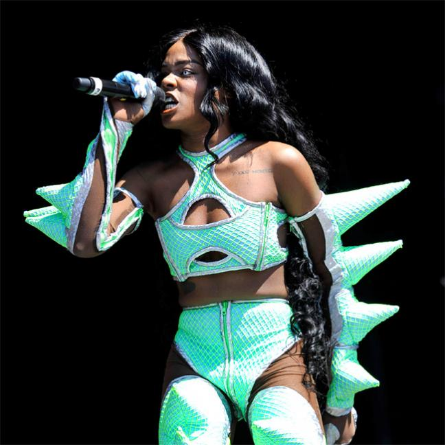 Azealia Banks is quitting social media for good