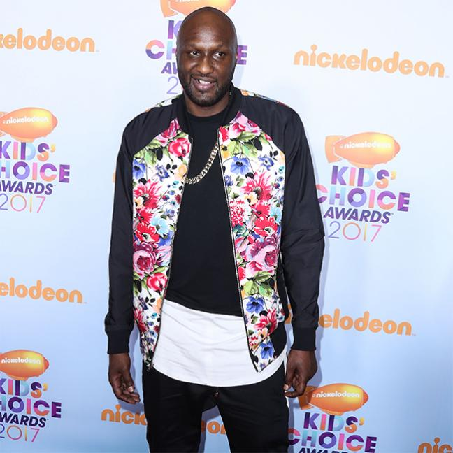 Lamar Odom says he's clean and sober after competing rehab