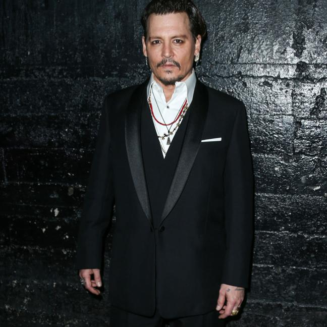 Video of Johnny Depp ranting and hurling a wine glass emerges