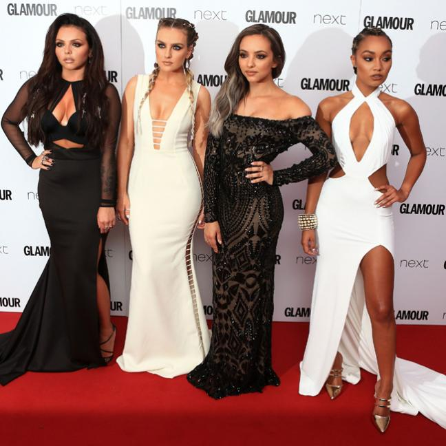 Little Mix Defend Outfit Choices For TV Appearances