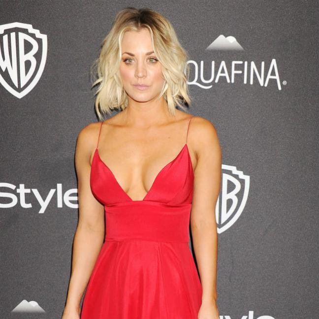 Kaley Cuoco 'couldn't be happier' with equestrian beau