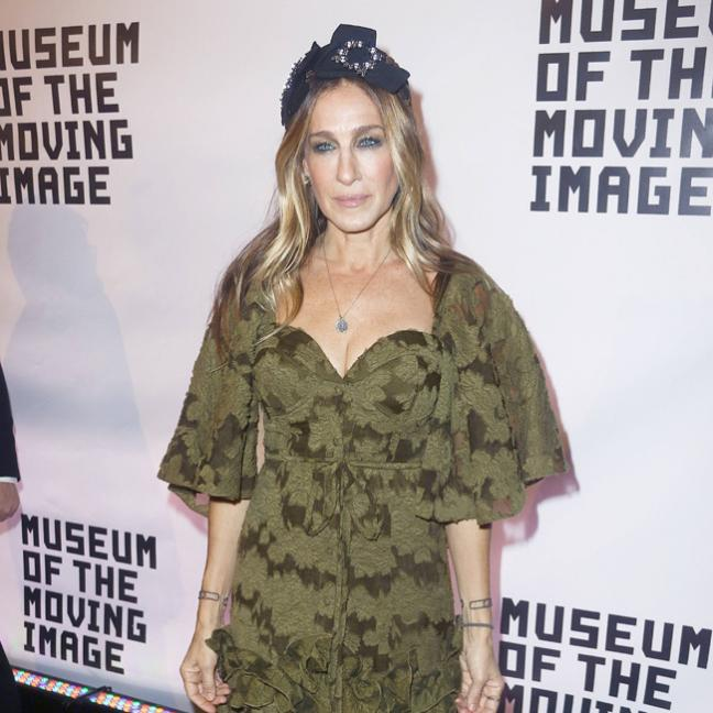 Sarah Jessica Parker relied on thrift stores