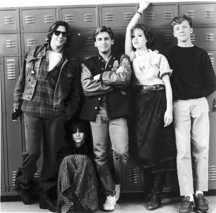 If you mess with the bull, you get the horns. Or, in 'The Breakfast Club,' detention on Saturday, and a heartwarming release from teen subculture rivalries. Not a documentary.