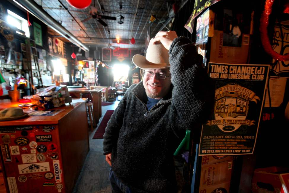 John Scoles, owner of Times Change(d) High and Lonesome Club, will be celebrating the club's 10-year anniversary.