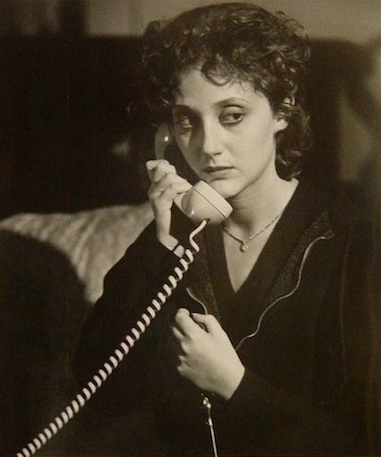 "Carol Kane in <I>When a Stranger Calls</i>: ""The call is coming from inside the house!"" (Columbia Pictures / File)"