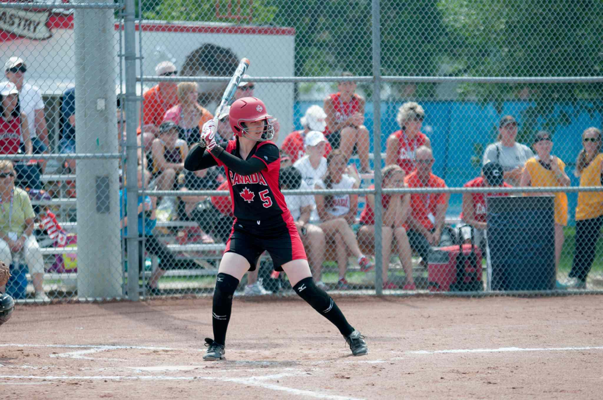Hailey Unger, who currently plays softball for Dakota Wesleyan University, will be teaching at her Team Canada Catching Clinic at Home Run Sports Training Centre (905 King Edward St.) starting May 29.