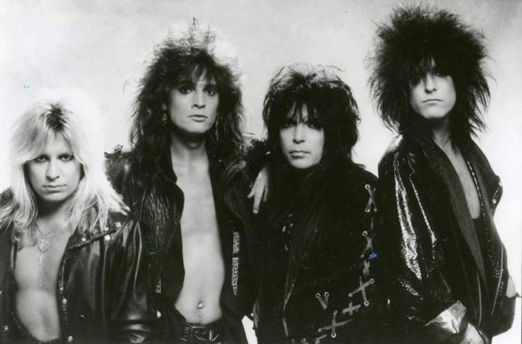 Combine leather, Aqua Net, multiple addictions and superfluous umlauts; mix together; snort. Voila! The epitome of '80s metal. Mötley Crüe plays Winnipeg May 7.  To celebrate, let's review some other motley crews of the ages, shall we?