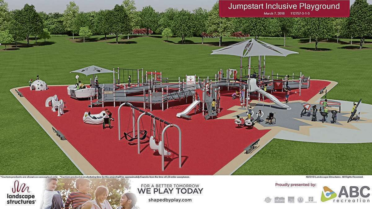 Canadian Tire Jumpstart Charities announced on May 16 it will build a 10000-square- & News in brief: Canadian Tire to fund new accessible playground ...