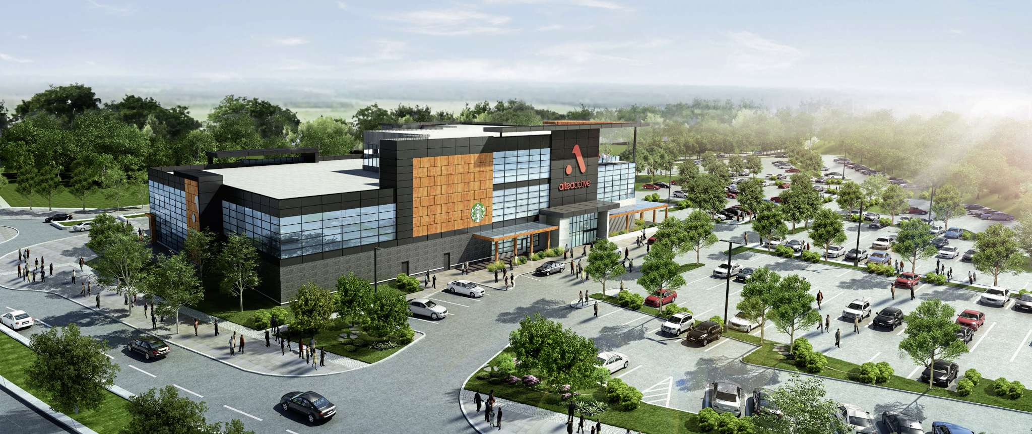 A new 80,000-square-foot fitness facility by Altea Active is scheduled to open in Bridgwater Centre in late 2019. The new club will have two pools (one exclusively for women), a Himalayan salt inhalation room, hot yoga studio, boutique fitness classes, childminding, ninja obstacle course, and more.