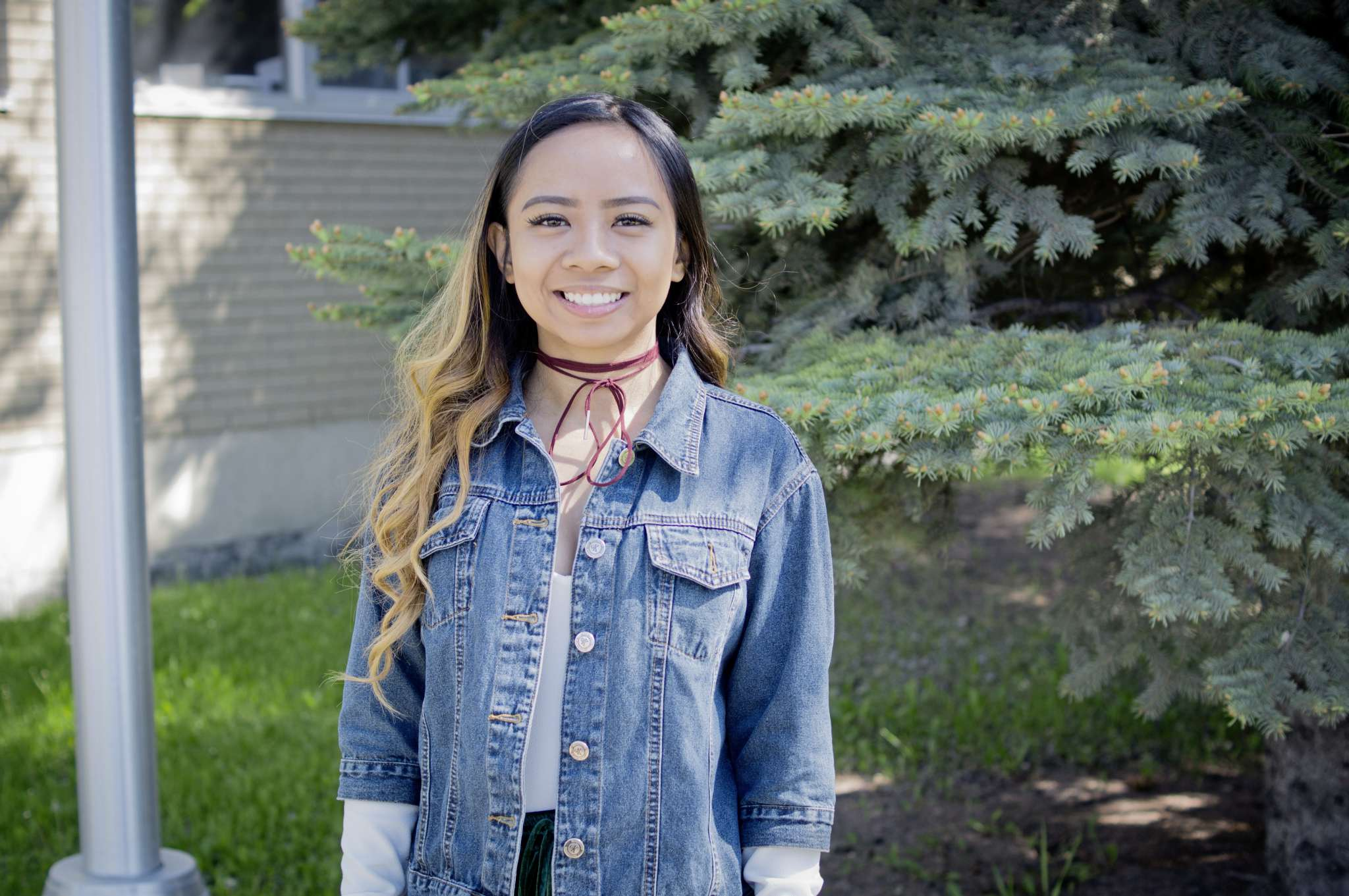 Loizza Aquino, a Grade 12 student at Vincent Massey Collegiate, is one of 20 graduating high school students across the country to receive the $70,000 TD Scholarship for Community Leadership.