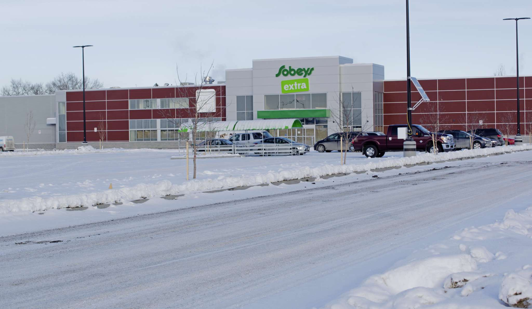 The Sobeys Extra on Pembina Highway will open to customers on Jan. 29.