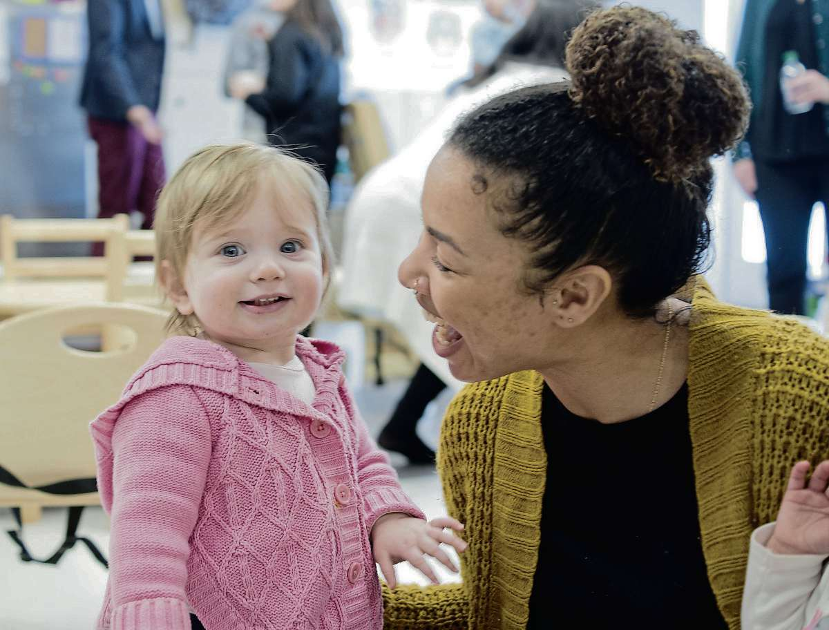 The University of Manitoba's child care centre celebrated at multimillion dollar expansion on Jan. 8. The Campus Child Care Centre can now accomodate 138 children. There are currently 800 kids on the waitlist for centre.