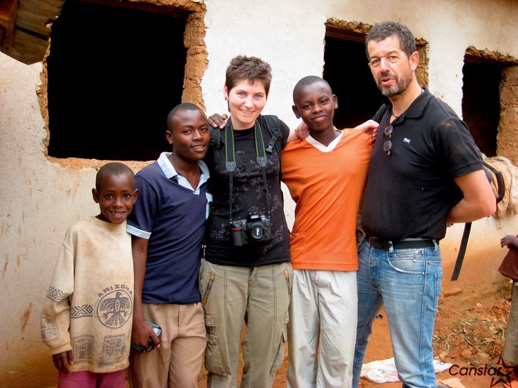 Julie Epp travelled to Rwanda for the first time two years ago. In March, she will be returning to deliver the money she's raised for a Kigali non-profit, Street Kids of Rwanda.