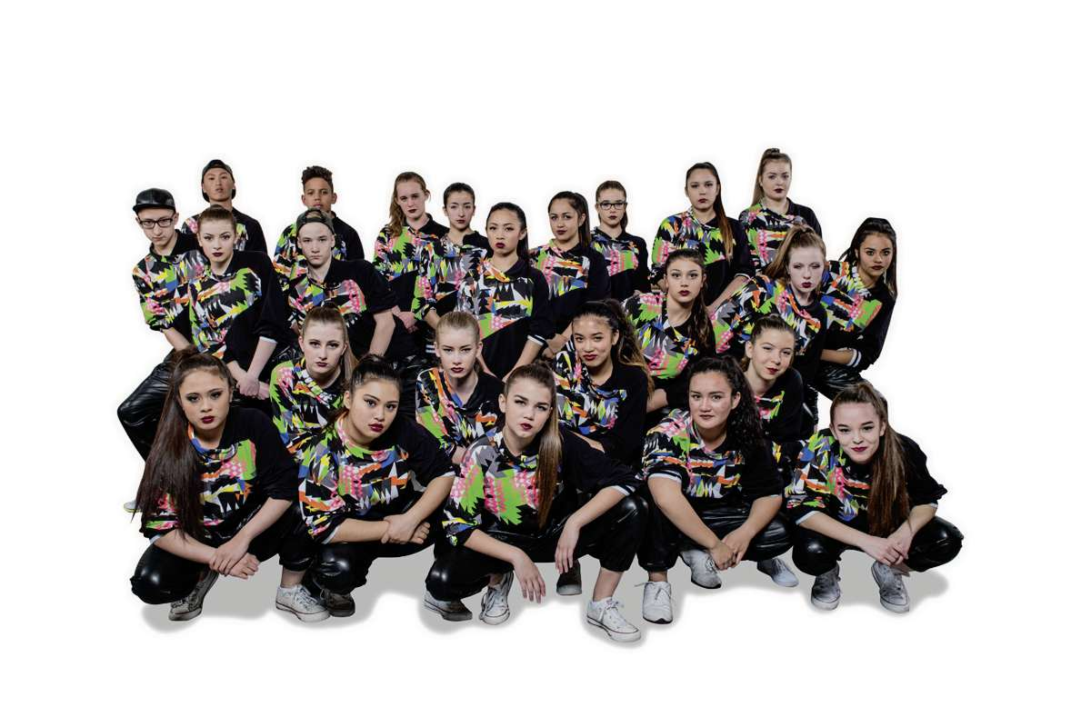 Local dancers compete at international dance event winnipeg free press la dance academys hip hop team vibez above performed at the dance world cup malvernweather Images