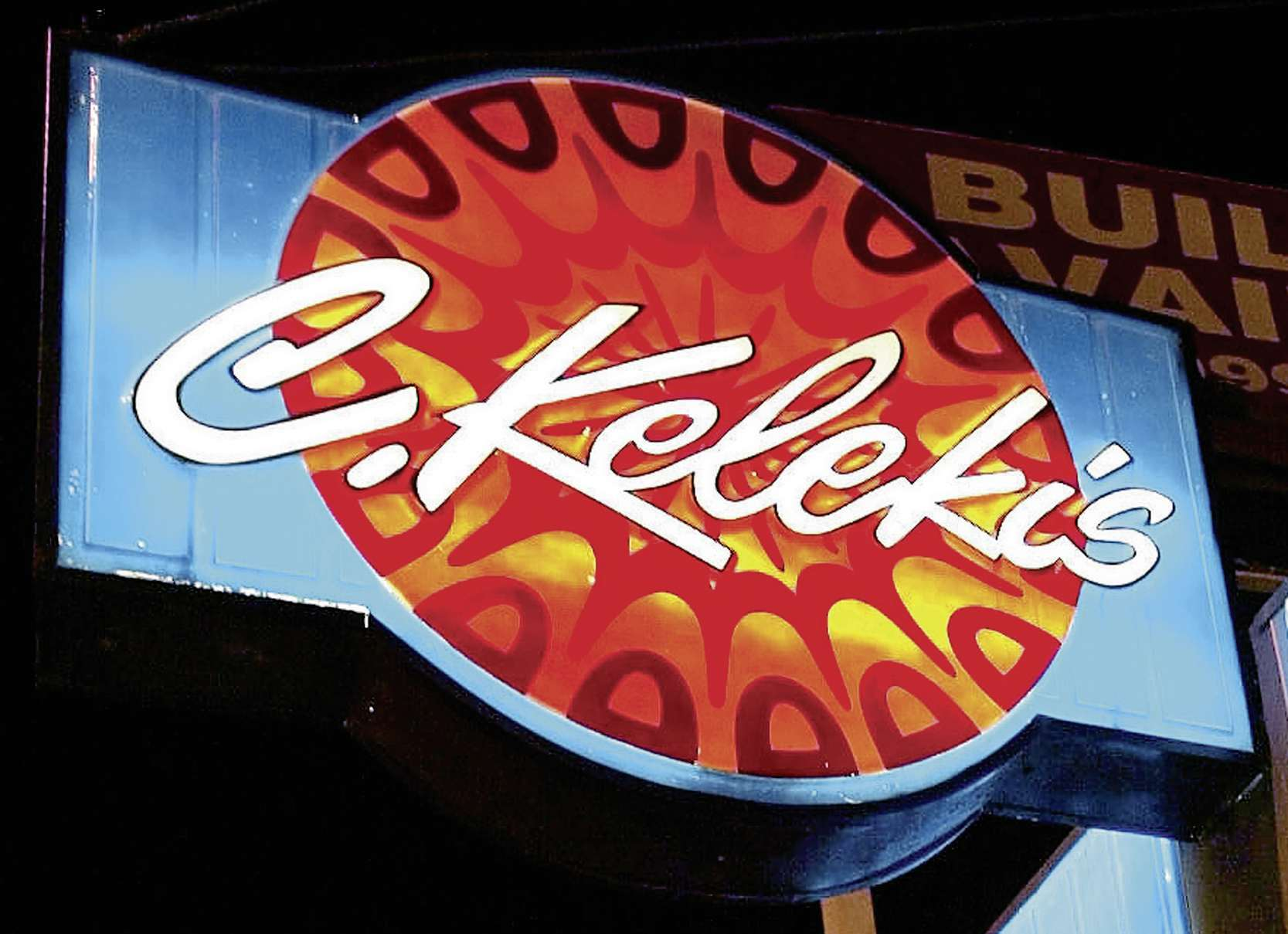 C. Kelekis was beloved for its legendary hotdogs, burgers and fries.