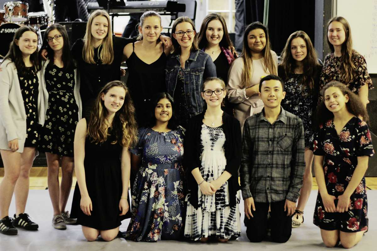 Institut Collegial Vincent Massey Collegiate held its Shameless Idealist Annual Fundraising Banquet on May 4, to raise funds for the provision of safe, clean, drinkable water to those who do not have it.