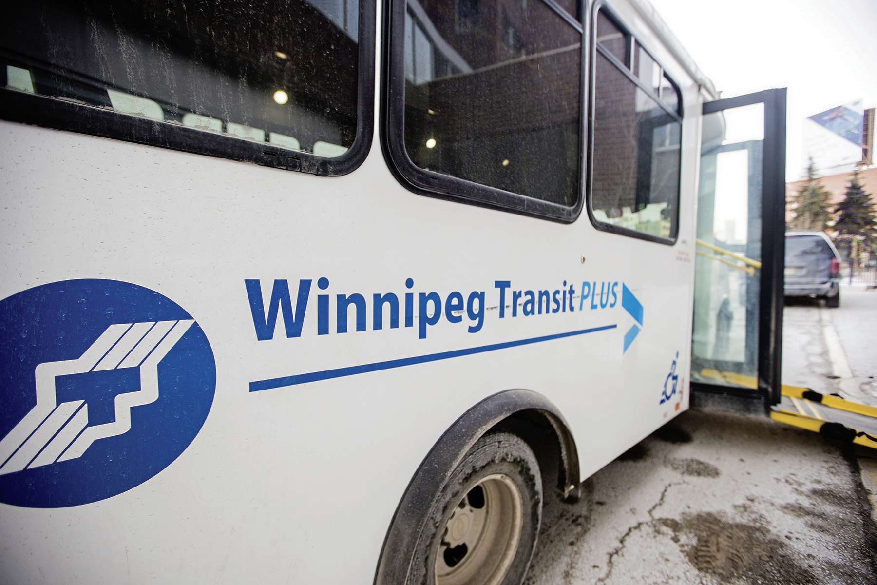 St. Vital councillor Brian Mayes has proposed that Transit Plus service returns to a model whereby the City of Winnipeg is responsible for delivery of 30 per cent of services.