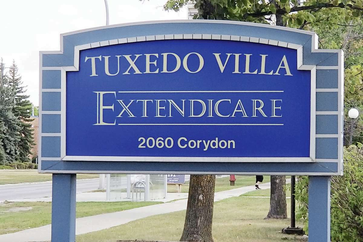 Tuxedo Villa's pledge to residents is that the facility feels like home. MLA Heather Stefanson attended the villa's 50th anniversary celebration on Aug. 21.