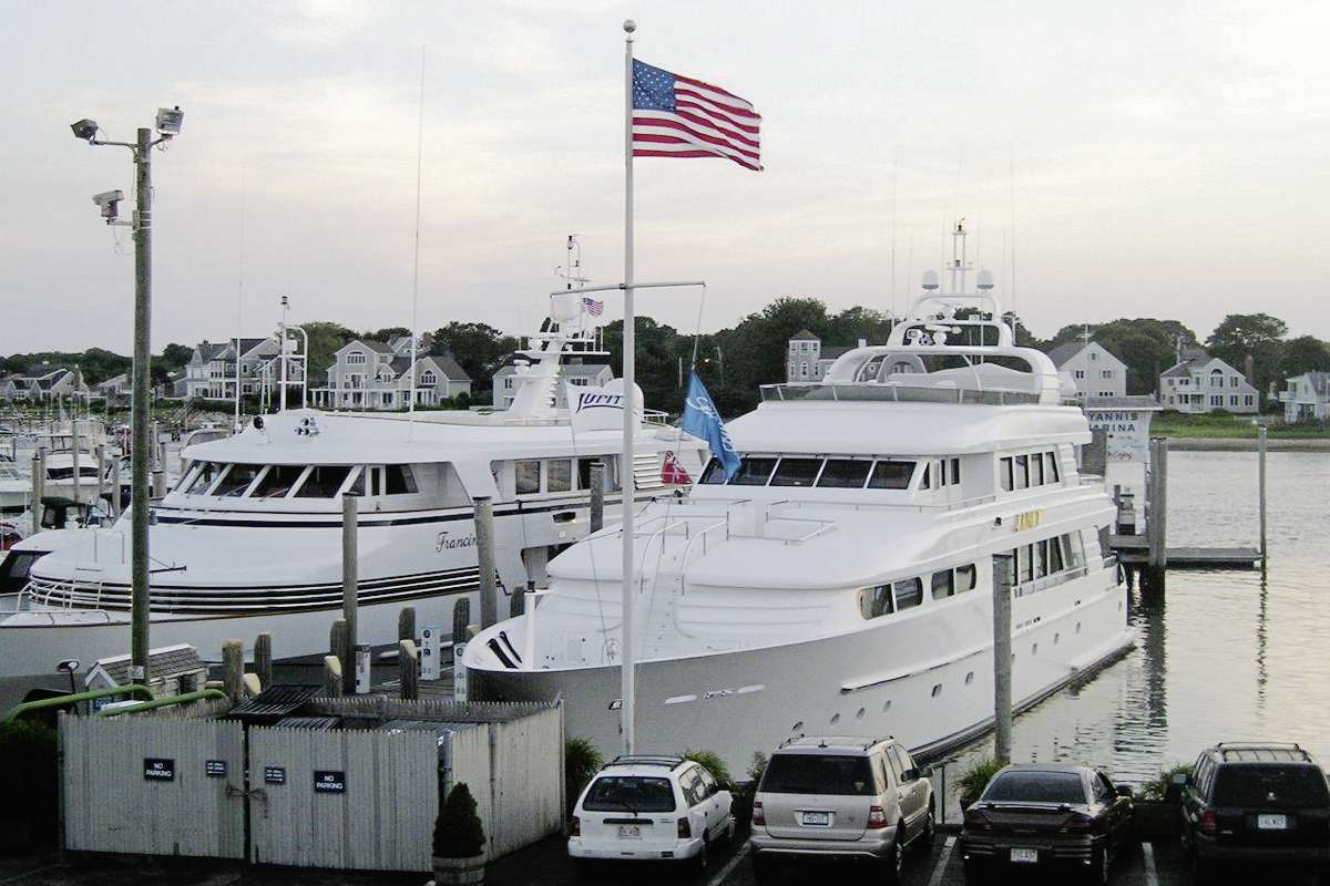 "There are fantastic fleets of ferries and yachts to behold at Cape Cod, and plenty of delicious ""chowda"" too."