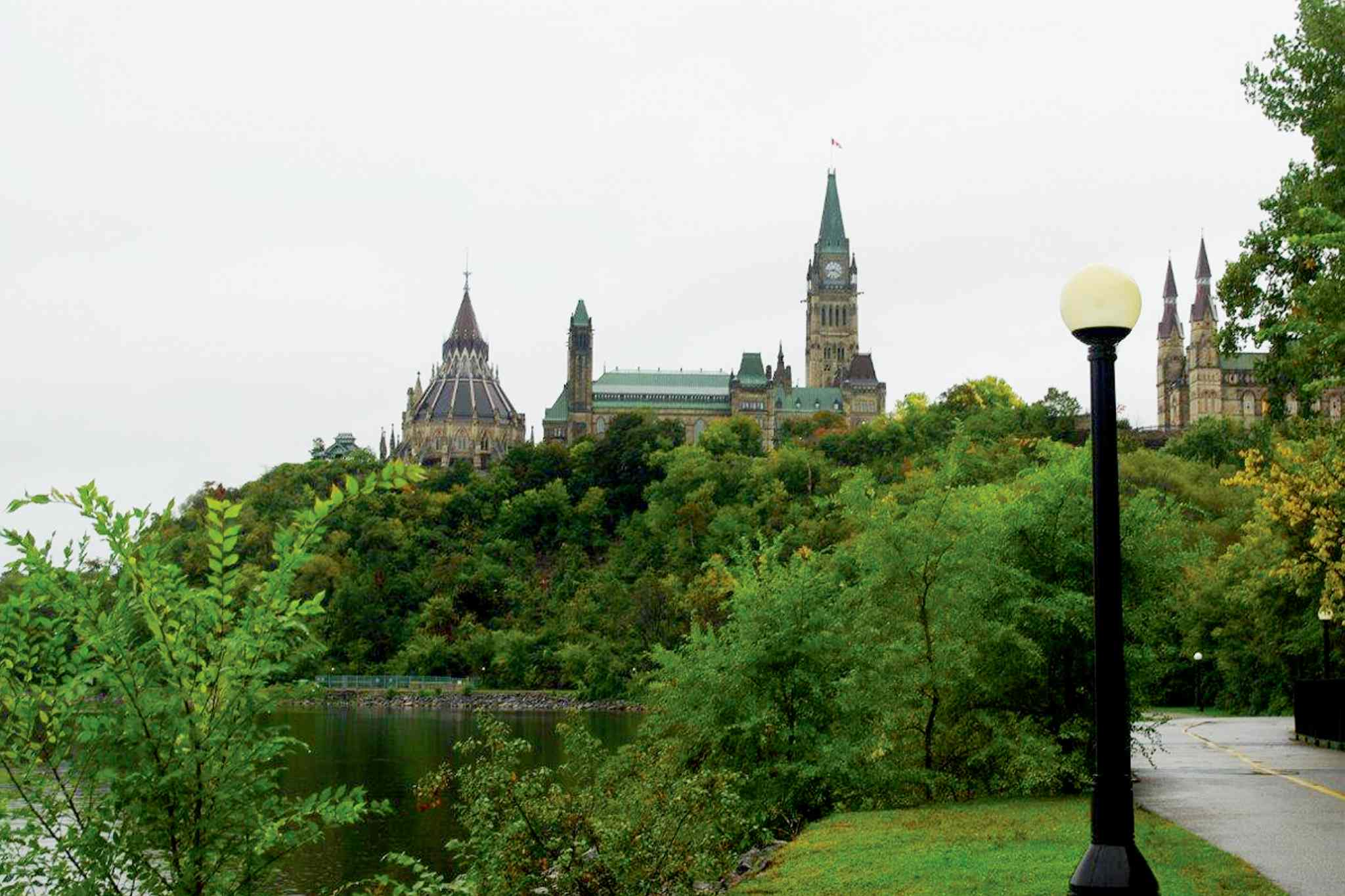 There's plenty to see and do in Ottawa. Try the 90-minute Original Haunted Walk of Ottawa, which features scary stories about the Bytown Museum and other locations.