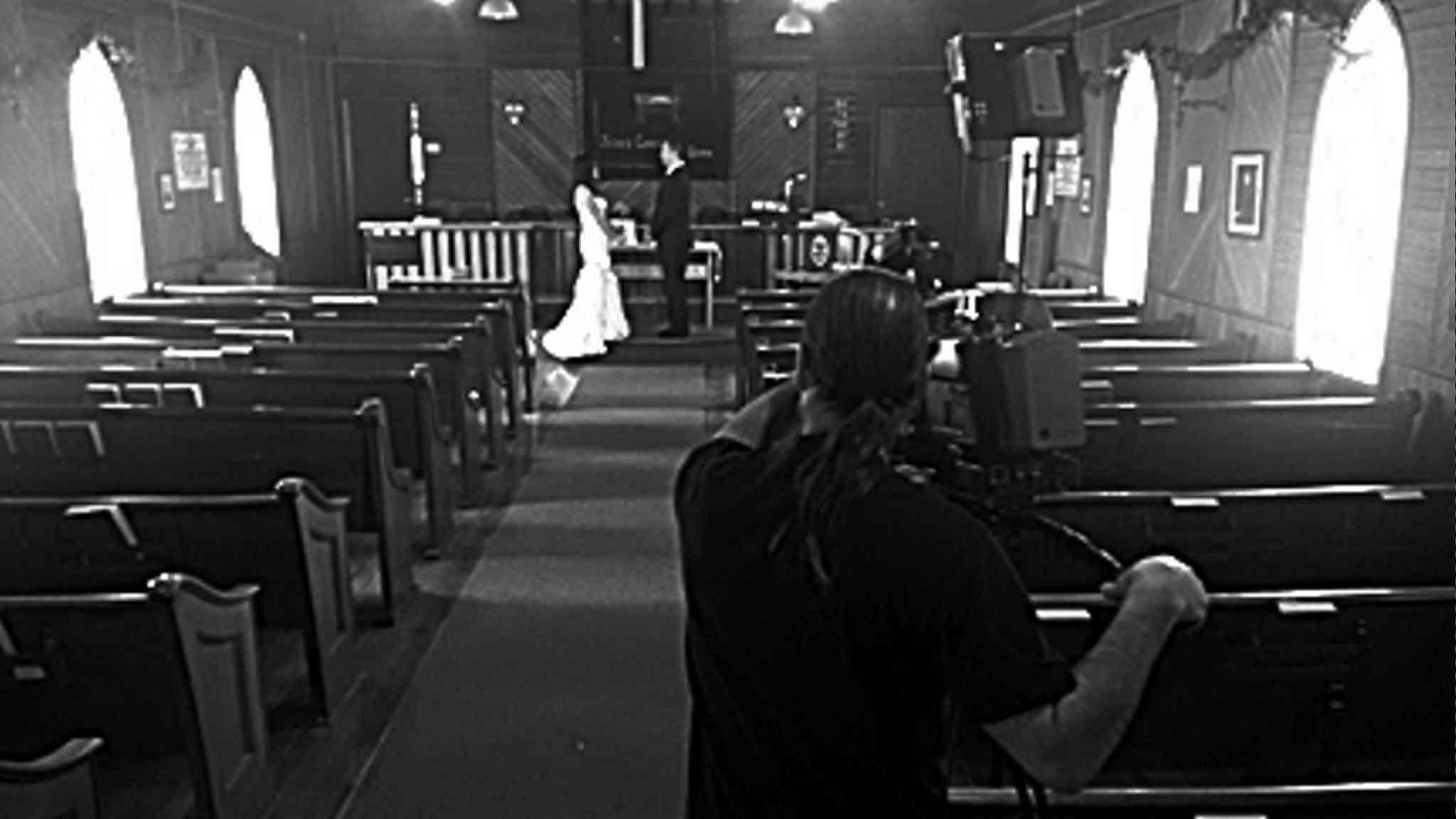 "Headingley United Church was one of the locations used in the APTN Investigates story ""Unholy Matrimony."""