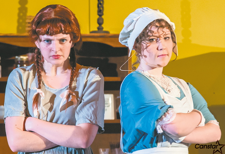 St. Mary's Academy will be presenting Anne of Green Gables— The Musical from April 12 to 14.