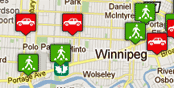 INTERACTIVE MAP: Winnipeg road fatalities, 2007 - 2011